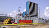 Ibom gas fired power station, Nigeria