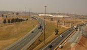 Freeway improvement project, Guateng