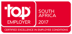 Top Employer South Africa logo